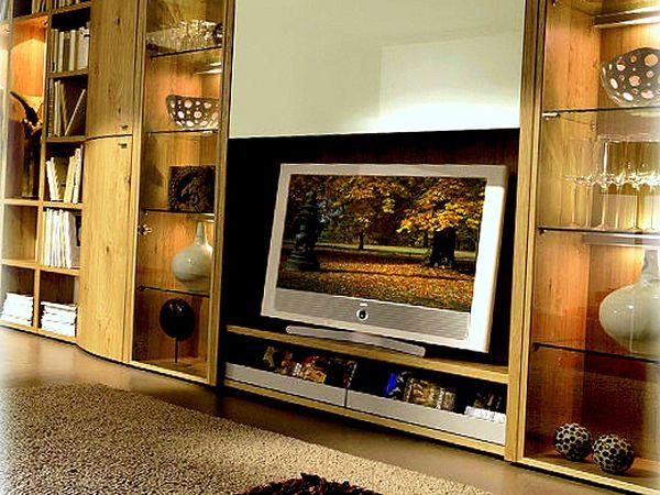 Интеграция ТВ в интерьер