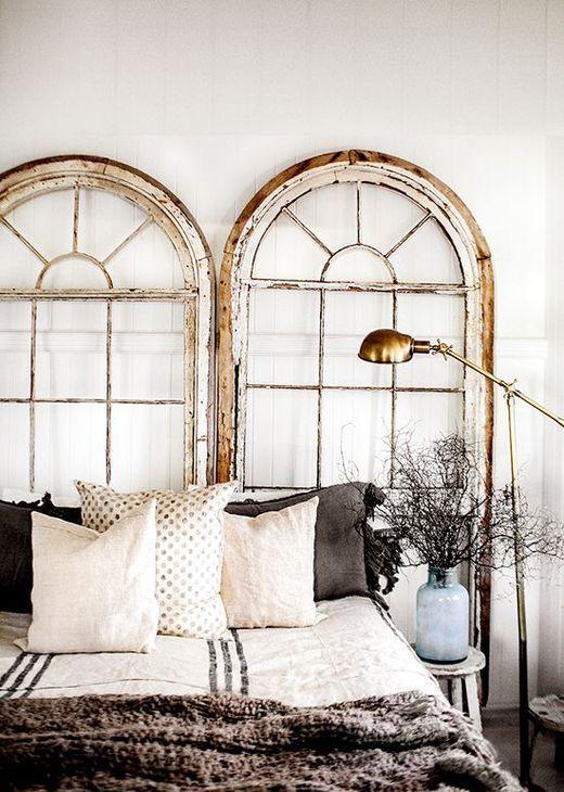 необычные окна и двери