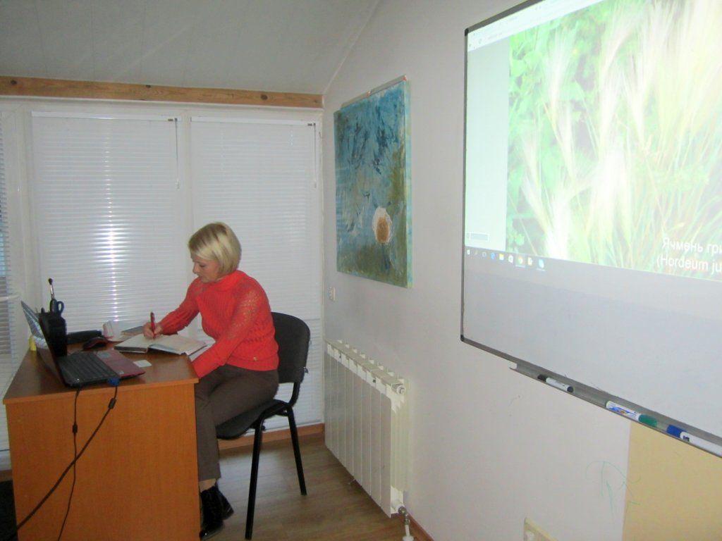 Вебинар на курсе ландшафтного дизайна #3
