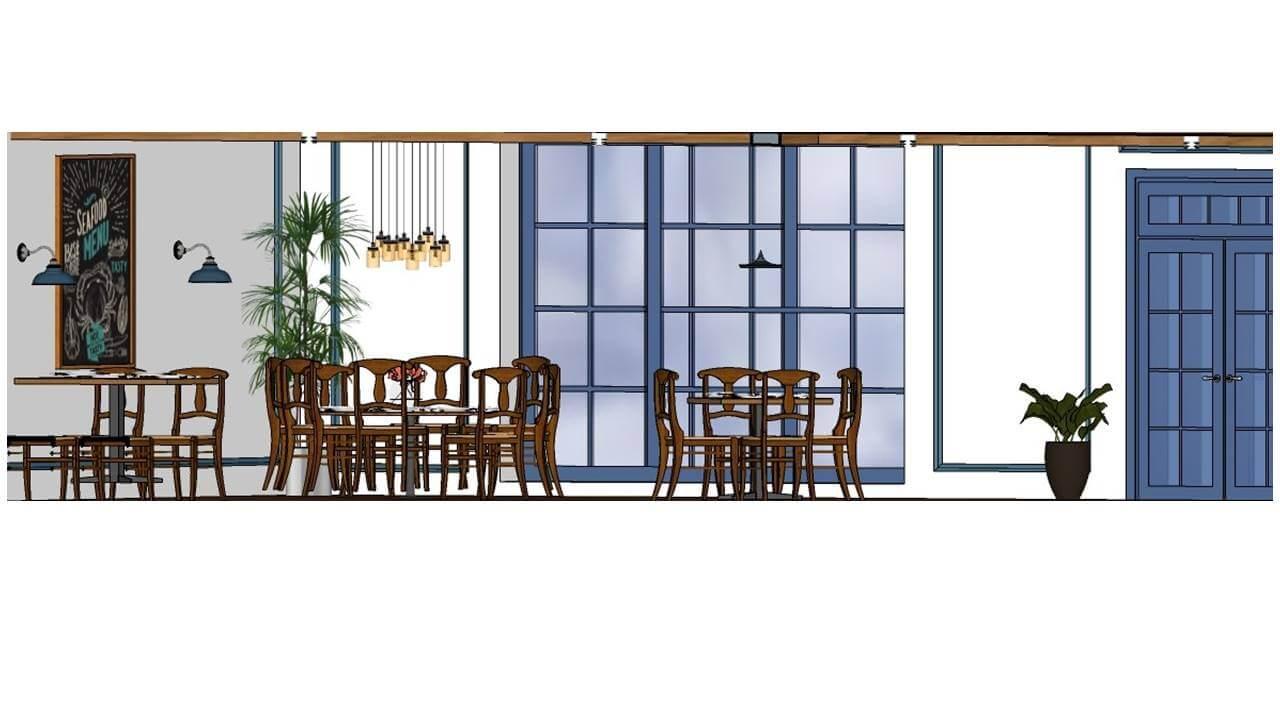 Екатерина Шкаленкова Ресторан Maison-de-la-Mer 6